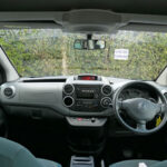 Mobility Nationwide   Used Wheelchair Accessible Vehicles   Berlingo view from wheelchair