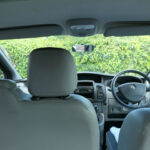 Mobility Nationwide | Used Wheelchair Accessible Vehicles | Vauxhall Vivaro view from wheelchair