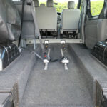 Mobility Nationwide | Used Wheelchair Accessible Vehicles | Vauxhall Vivaro wheelchair location