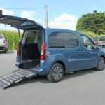 Mobility Nationwide   Used Wheelchair Accessible Vehicles   Partner side ramp