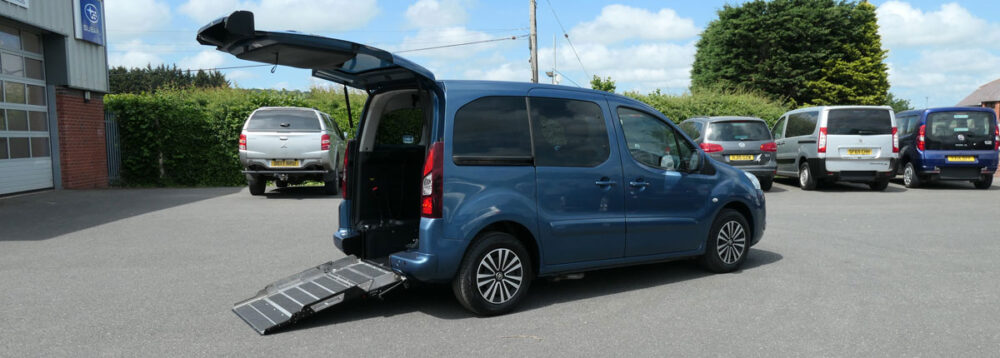 Mobility Nationwide   Used Wheelchair Accessible Vehicles   Allied Horizon