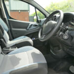 Mobility Nationwide   Used Wheelchair Accessible Vehicles   Partner driver's seat