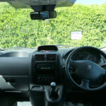 Mobility Nationwide   Used Wheelchair Accessible Vehicles   Peugeot Expert Tepee dashboard