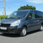 Mobility Nationwide   Used Wheelchair Accessible Vehicles   Peugeot Expert Tepee front left