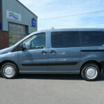 Mobility Nationwide   Used Wheelchair Accessible Vehicles   Peugeot Expert Tepee side