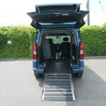 Mobility Nationwide   Used Wheelchair Accessible Vehicles   Partner ramp down
