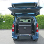Mobility Nationwide   Used Wheelchair Accessible Vehicles   Partner ramp stowed