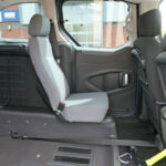 Mobility Nationwide   Used Wheelchair Accessible Vehicles   Partner rear passenger seat