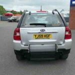 Mobility Nationwide | Used Wheelchair Accessible Vehicles | Kia Sportage rear