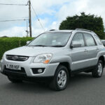 Mobility Nationwide | Used Wheelchair Accessible Vehicles | Kia Sportage front side