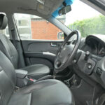 Mobility Nationwide | Used Wheelchair Accessible Vehicles | Kia Sportage front seat