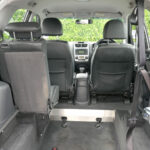 Mobility Nationwide | Used Wheelchair Accessible Vehicles | Kia Sportage interior