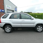 Mobility Nationwide | Used Wheelchair Accessible Vehicles | Kia Sportage side