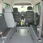 Mobility Nationwide   Used Wheelchair Accessible Vehicles   Partner wheelchair space