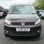 Mobility Nationwide | Used Wheelchair Accessible Vehicles | VW Caddy Life front