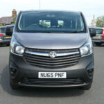 Mobility Nationwide   Used Wheelchair Accessible Vehicles   Vauxhall Vivaro front