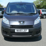 Mobility Nationwide | Used Wheelchair Accessible Vehicles | Peugeot Expert front