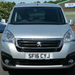 Mobility Nationwide   Used Wheelchair Accessible Vehicles   Peugeot Partner front