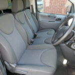 Mobility Nationwide | Used Wheelchair Accessible Vehicles | Peugeot Expert front seats