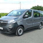 Mobility Nationwide   Used Wheelchair Accessible Vehicles   Vauxhall Vivaro front side
