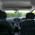 Mobility Nationwide   Used Wheelchair Accessible Vehicles   Peugeot Partner shelf and trays