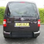 Mobility Nationwide | Used Wheelchair Accessible Vehicles | VW Caddy Life rear