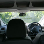 Mobility Nationwide | Used Wheelchair Accessible Vehicles | Peugeot Expert view from wheelchair