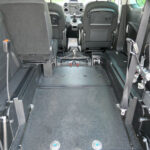 Mobility Nationwide   Used Wheelchair Accessible Vehicles   Peugeot Partner wheelchair location