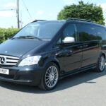 Mobility Nationwide | Used Wheelchair Accessible Vehicles | Mercedes Viano front side