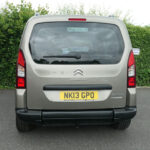 Mobility Nationwide | Used Wheelchair Accessible Vehicles | Citroen Berlingo rear