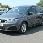 Mobility Nationwide | Used Wheelchair Accessible Vehicles | SEAT Alhambra front side