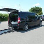 Mobility Nationwide | Used Wheelchair Accessible Vehicles | Mercedes Viano lift side view
