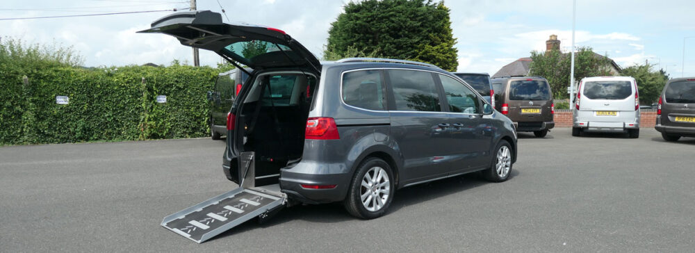 Mobility Nationwide   Used Wheelchair Accessible Vehicles   Alhambra SE Lux Car To Take Wheelchair
