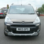 Mobility Nationwide | Used Wheelchair Accessible Vehicles | Citroen Berlingo front