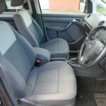 Mobility Nationwide | Used Wheelchair Accessible Vehicles | VW caddy Maxi front seats