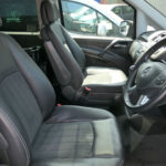Mobility Nationwide | Used Wheelchair Accessible Vehicles | Mercedes Viano front seats