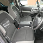 Mobility Nationwide | Used Wheelchair Accessible Vehicles | Citroen Berlingo front seats
