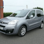 Mobility Nationwide | Used Wheelchair Accessible Vehicles | Citroen Berlingo front side