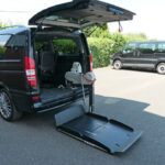 Mobility Nationwide | Used Wheelchair Accessible Vehicles | Mercedes Viano lift down