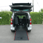 Mobility Nationwide   Used Wheelchair Accessible Vehicles   Partner ramp to back