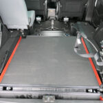 Mobility Nationwide   Used Wheelchair Accessible Vehicles   Partner ramp stowed flat