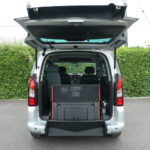 Mobility Nationwide   Used Wheelchair Accessible Vehicles   Partner ramp upright