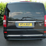 Mobility Nationwide | Used Wheelchair Accessible Vehicles | Mercedes Viano rear