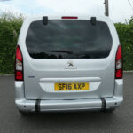 Mobility Nationwide   Used Wheelchair Accessible Vehicles   Partner rear