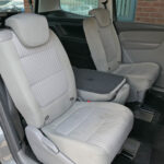 Mobility Nationwide | Used Wheelchair Accessible Vehicles | SEAT Alhambra rear seats