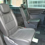 Mobility Nationwide   Used Wheelchair Accessible Vehicles   Alhambra SE Lux rear seats