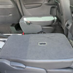 Mobility Nationwide   Used Wheelchair Accessible Vehicles   Alhambra SE Lux rear seats folded