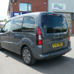 Mobility Nationwide | Used Wheelchair Accessible Vehicles | Peugeot Partner rear side