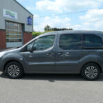 Mobility Nationwide | Used Wheelchair Accessible Vehicles | Peugeot Partner side