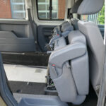 Mobility Nationwide | Used Wheelchair Accessible Vehicles | VW caddy Maxi seats tilted